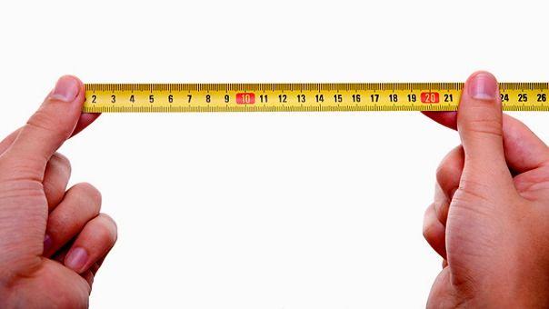 O tamanho do Pênis quase sempre é encanação dos adolescentes