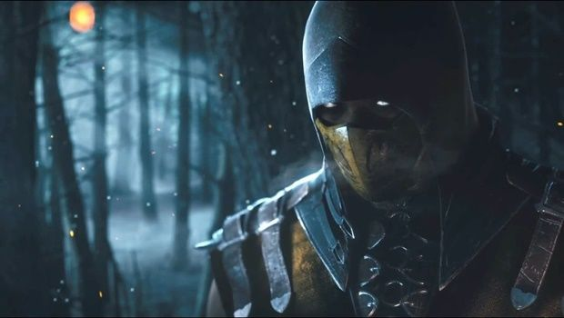 Jogo 'Mortal Kombat' 10