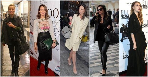 39c0045efc Bolsas femininas  inspire-se nas famosas e encontre o modelo certo para cada  ocasião