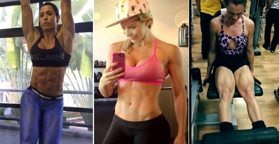 Corpão fitness: Veja as famosas que não abrem mão da malhação no dia a dia