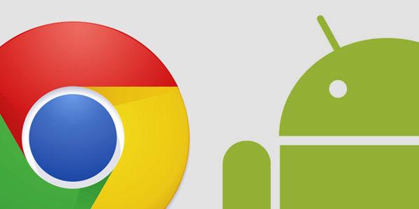 Chrome e Android