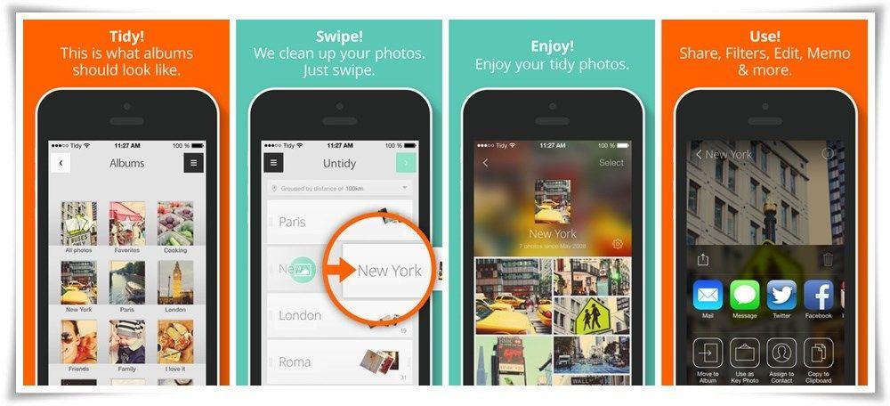 Tidy (Android e iOS)