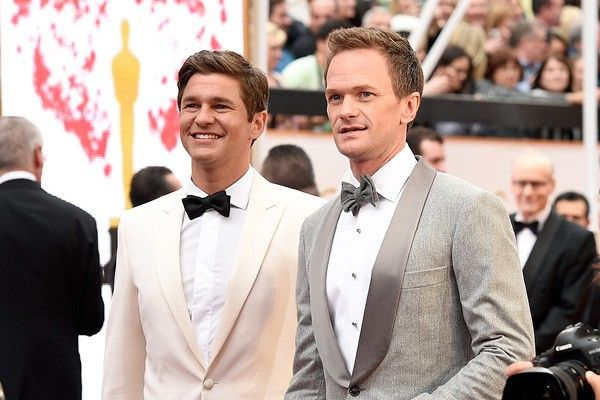 Neil Patrick Harris e David Burtka