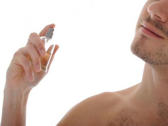 Perfumes que repelem