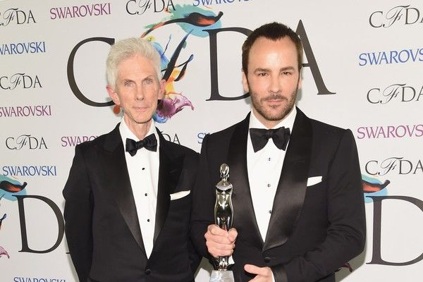 Tom Ford e Richard Buckley