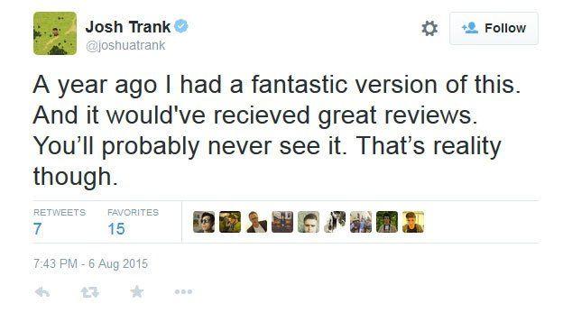 Tweet trank