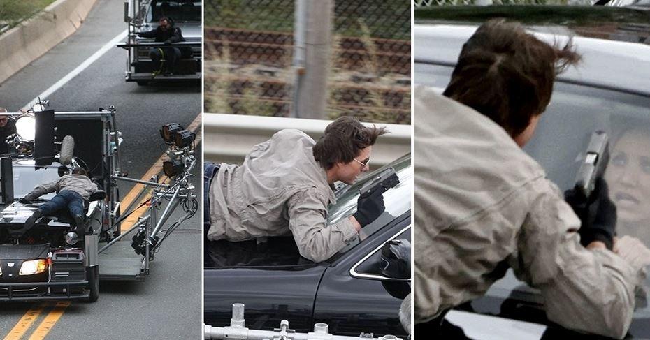 Tom Cruise: Relembre cenas de ação feitas sem dublê pelo astro de 'Missão Impossível 5'