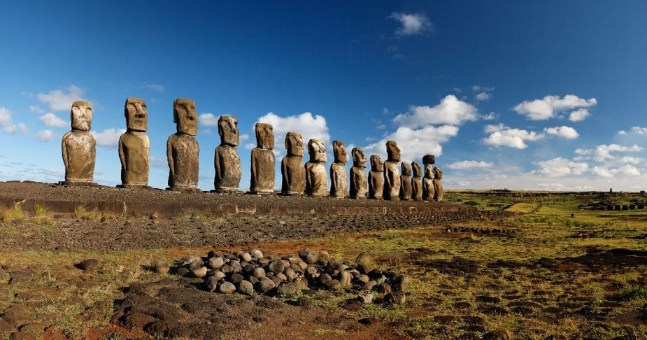 Ilha de Páscoa – Chile