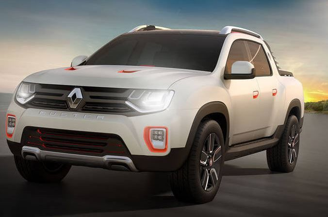 Renault Duster Picup