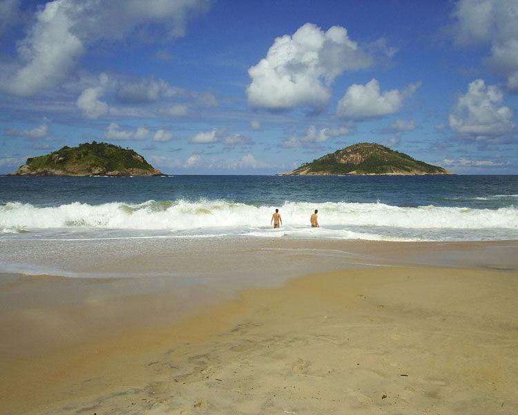 Praia do Abricó e Praia Olho de Boi