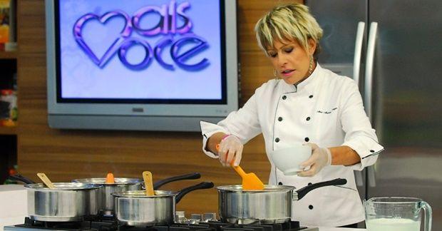 Incríveis truques de cozinha já sugeridos por Ana Maria Braga