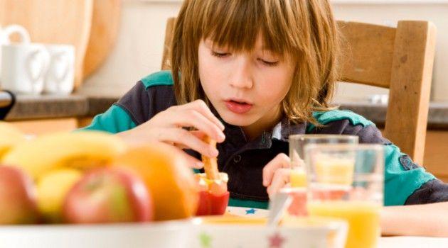 Alimentos que fazem mal as crianças