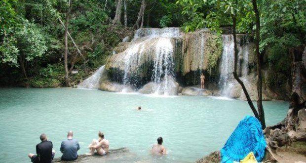 Erawan National Park – Tailândia