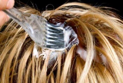 Gestação e a pintura de cabelo