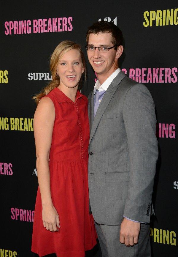 Heather Morris e Taylor Hubbell