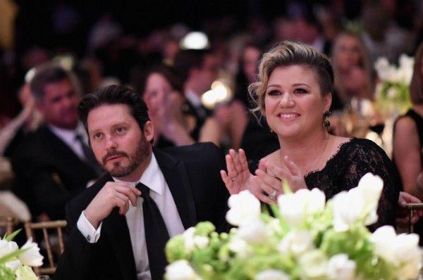 Kelly Clarkson e Brandon Blackstock