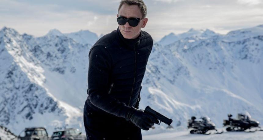 Novo '007' é destaque entre as maiores bilheterias do fim de semana - Confira o ranking