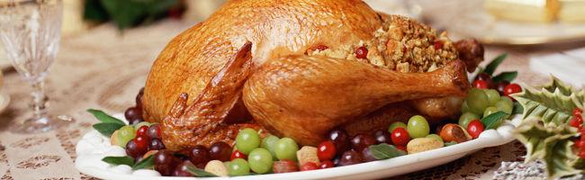 Ceia de Natal - Alimentos e Bebidas