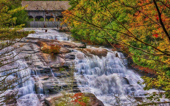 DuPont State Forest – Carolina do Norte