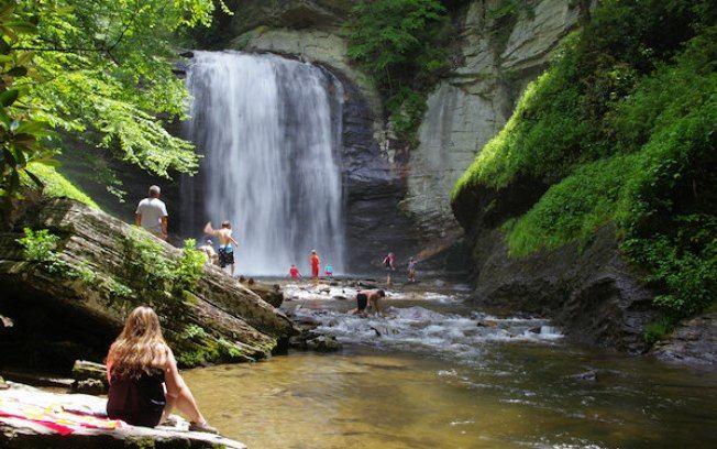 Pisgah National Forest – Carolina do Norte