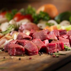 Carne para ensopados