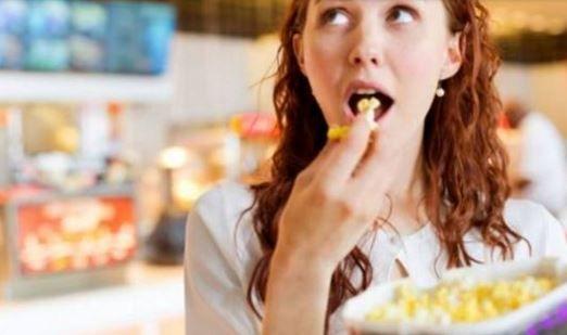 Dicas de dieta no cinema - Variações
