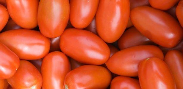 Ingredientes para o molho de tomate