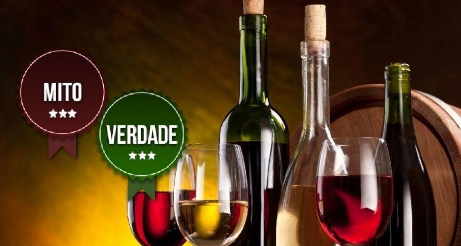 Mitos e verdades que você provavelmente não sabia sobre o vinho