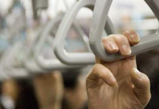 Ônibus, trem e metrô