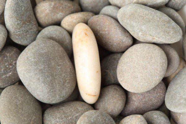 Pedras para se limpar