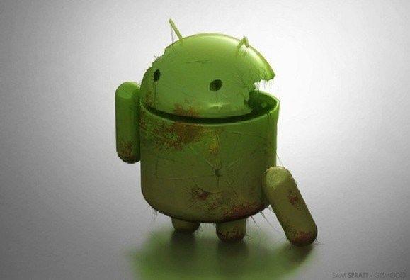 Comportamentos que denunciam presença de itens maliciosos no Android