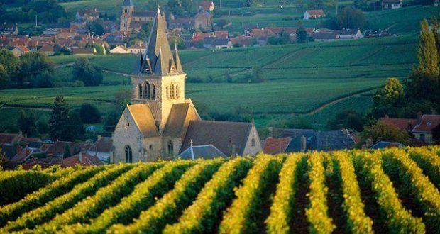 Champagne – França