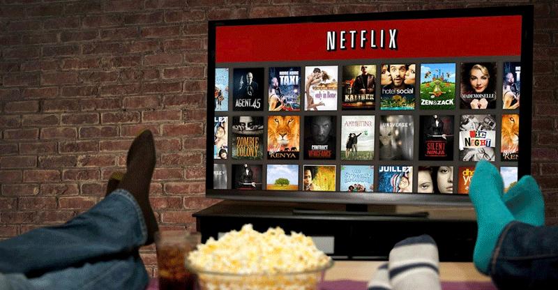 Como criar conta no Netflix