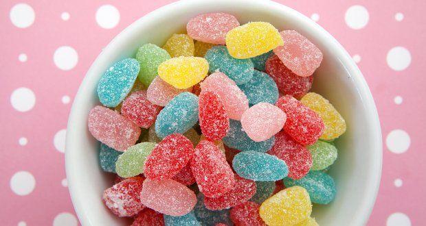 Consumo de frituras e doces