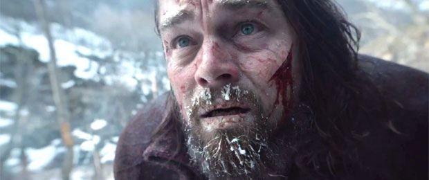 """""""O Regresso"""" - Veja curiosidades sobre filme que pode dar o Oscar a Leonardo DiCaprio"""