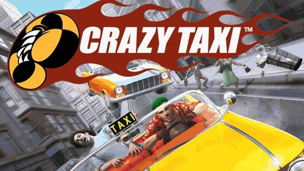 Crazy Taxi (1999)