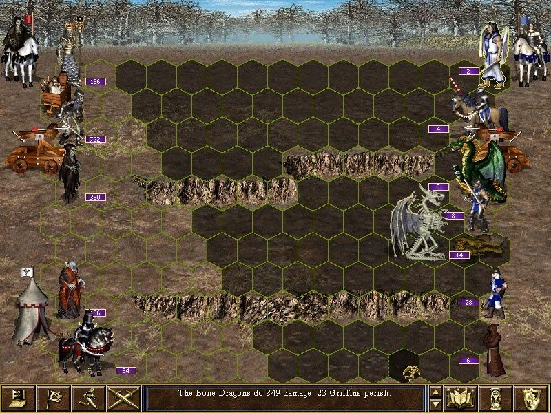 Heroes of Might and Magic III (1999)