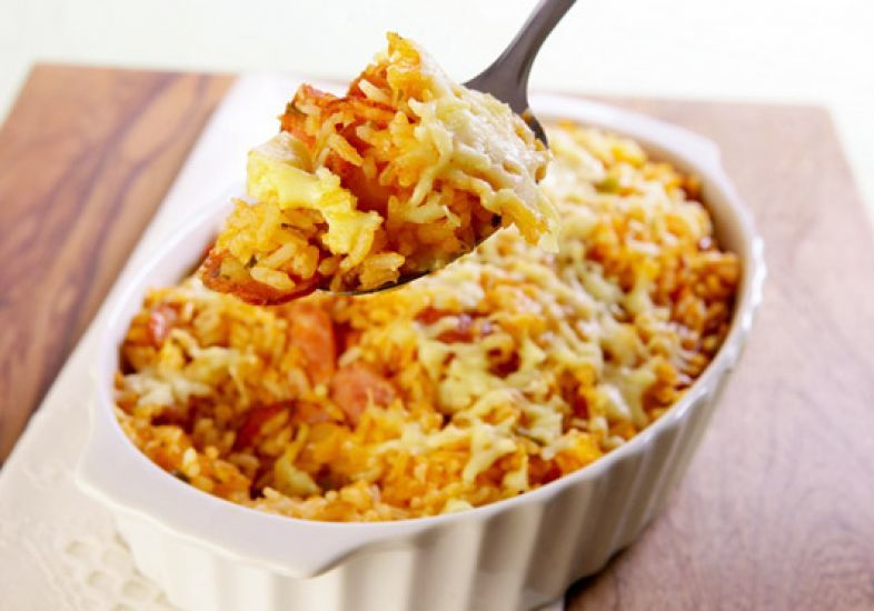 Opções para variar o uso do arroz nas refeições
