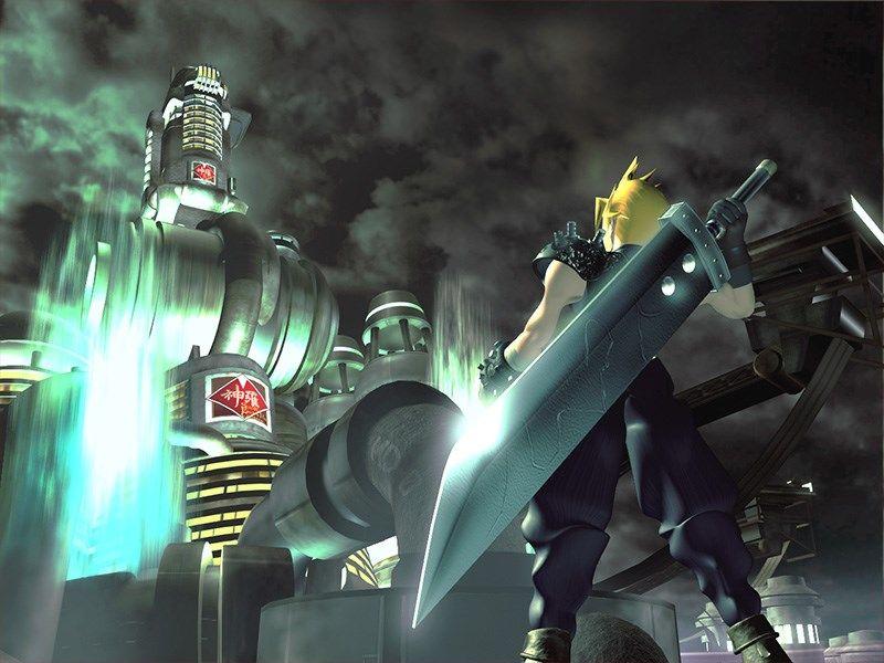 Jogos da franquia Final Fantasy