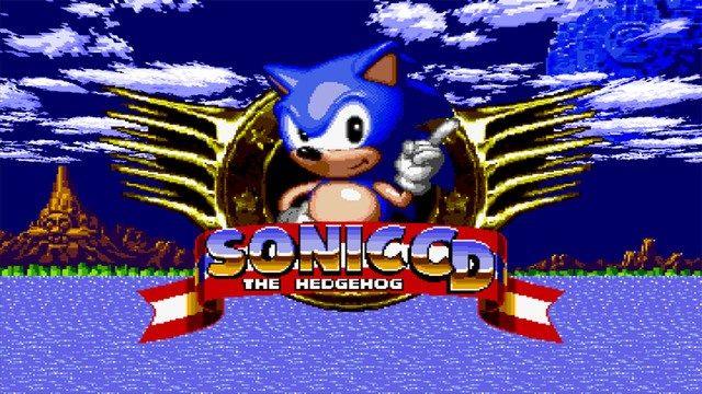 Sonic CD (1993)