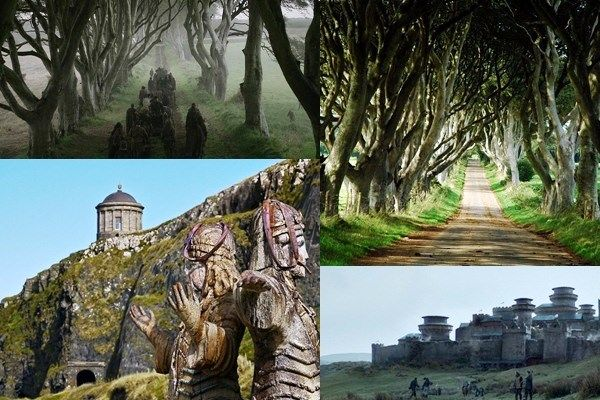 Irlanda Game of Thrones