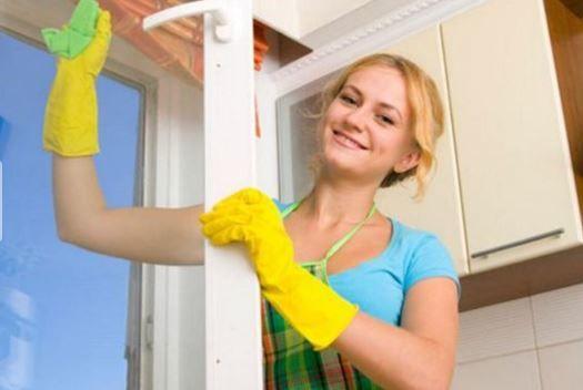 Mantenha a limpeza do lar