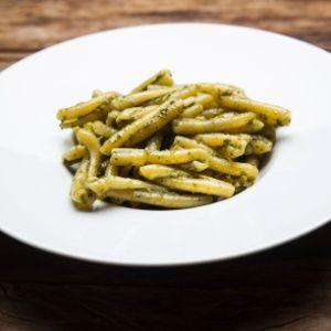 Pesto de Manjericão ou Al Pesto di Basilico