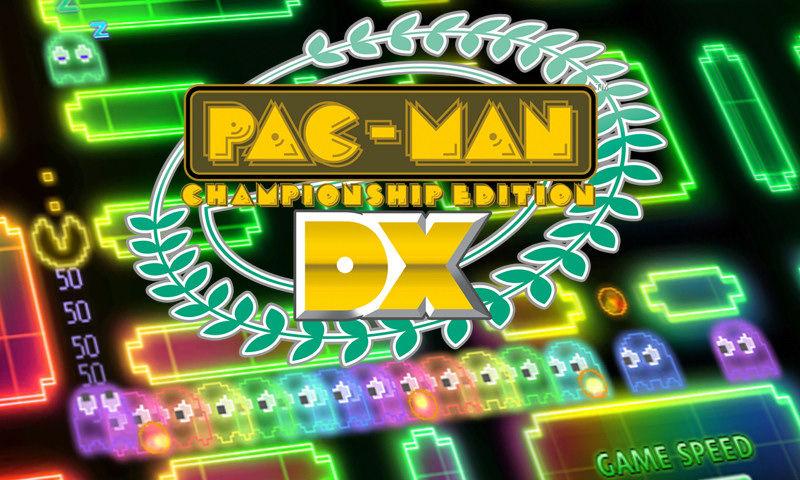 Pac Man Championship edition DX