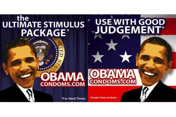 Camisinha do Obama