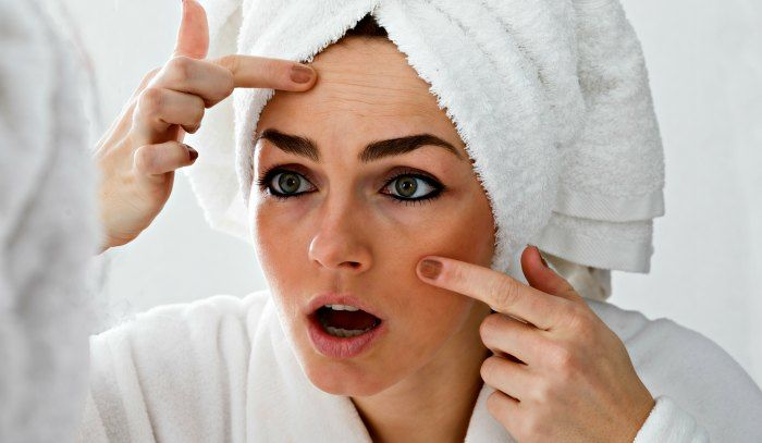 Problemas de saúde que podem ser evidenciados na pele