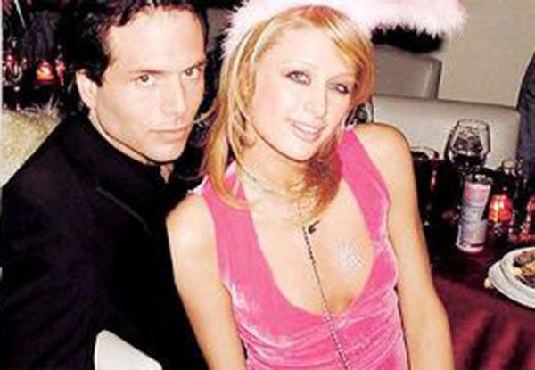 Paris Hilton e Rick Salomon