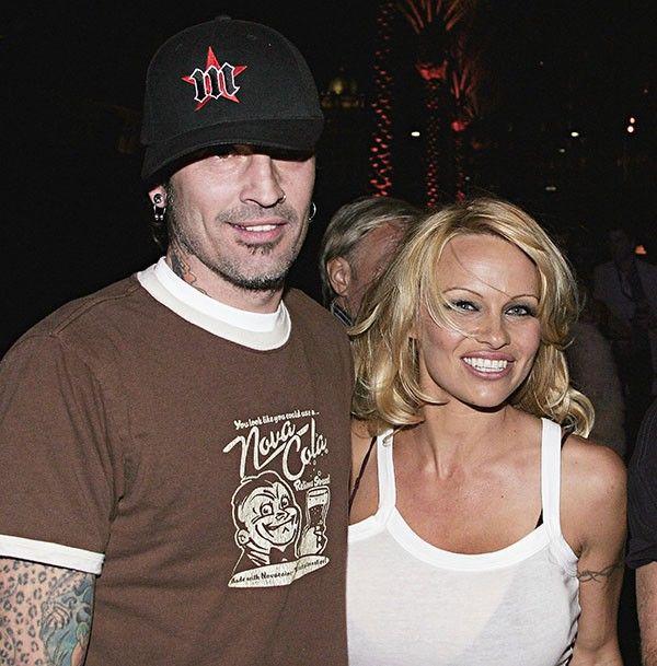 Pamela Anderson e Tommy Lee