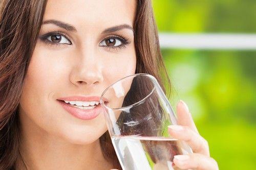 Mais água em suas bebidas