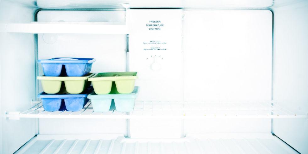 Alimentos que você deveria guardar no congelador e não sabia